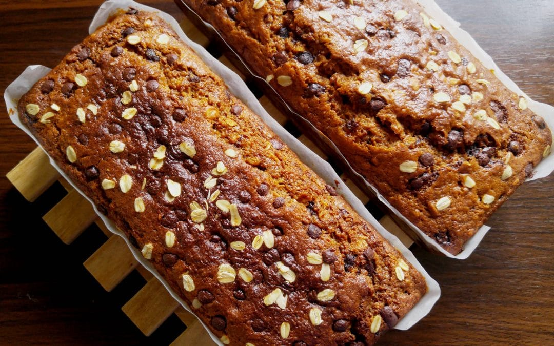 The Best Banana Chocolate Chips Bread Recipe in 7 Easy Steps